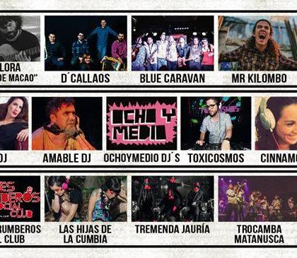 Xequebo Festival – Fallas-
