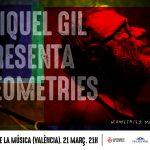 Cartel Miquel Gil